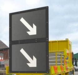 Find our products belonging to the category Variable Message Signs (VMS) - Pharos-UK