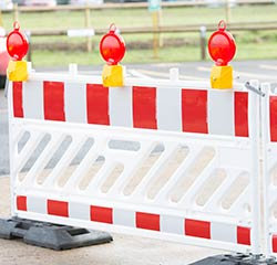 Find our products belonging to the category Safety Barriers - Mobile Pro S Barrier