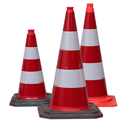 Find our products belonging to the category Traffic Guidance Systems - Traffic Cones